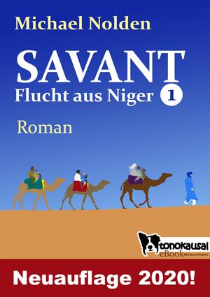 Titelbild: SAVANT - Flucht aus Niger - Teil 1