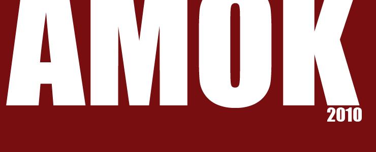 Live-Hörspiel: AMOK - Lauscherlounge
